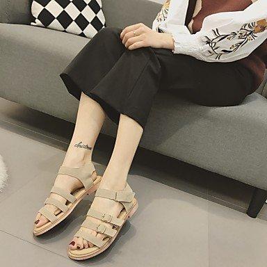 Donn's sandali Comfort Casual scamosciato tacco piatto US8 / EU39 / UK6 / CN39