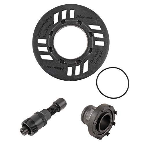 Miranda Kettenschutz mit O-Ring für Bosch Active, Performance, CX Line Antrieb inkl. Montagewerkzeug -