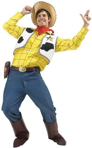 Imagen de disfraz de woody para hombre alternativa