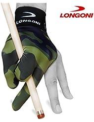 Guante billar longoni fancy military 1 sx