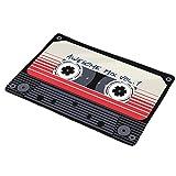 YFYJ Classique Tapis De Porte Entrée Tapis De Style De Bande Magnétique De Paillasson Anti-Dérapant Tapis De Chambre en Flanelle 40 * 60cm / 50 * 80cm Doux Durable 14 50 * 80cm