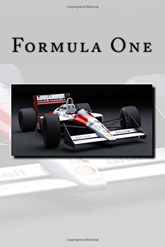 Formula One: Notebook/Journal with 150 Lined Pages por Wild Pages Press
