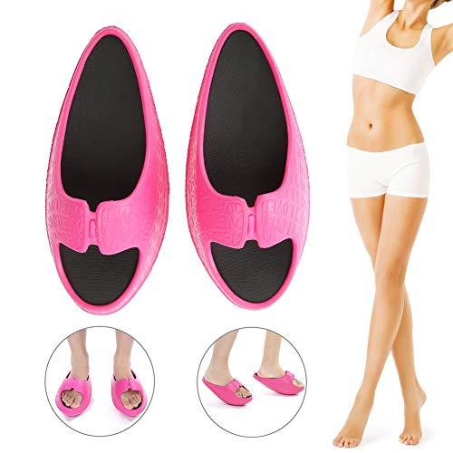 Zapatillas Adelgazantes Mujer que adelgazaban el alivio del dolor de la corrección de la postura del jorobado(S)