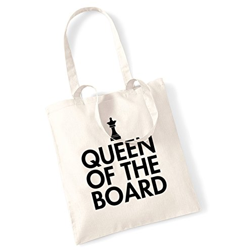 Queen of the board tote bag (Board Tote)