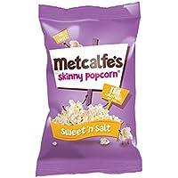 Metcalfe's Palomitas Mezcla Dulce y Salado 25g