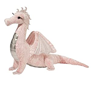 Cuddle Toys 715 Shreya Dragon - Juguete de Peluche, Color Rosa