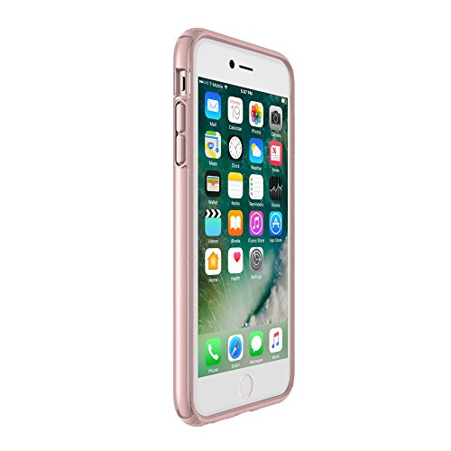 Speck Etui pour iPhone 7/6S/6 Transparent/Or rose