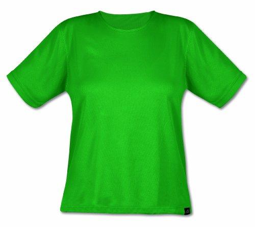 Páramo Cambia T-shirt respirant à manches courtes pour femme vert - Vert perroquet