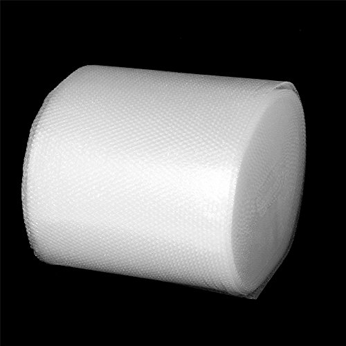 ChaRLes 500Mm X 75M Pe Translucent 0,2Mm Thick Rolls Bubble Wrap Bubble Air Padding Protective Case -