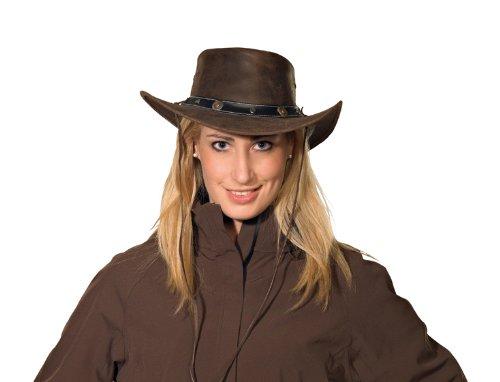 hut Texas, Rauleder, Cowboyhut, Hut Western Cowboy, Braun M ()
