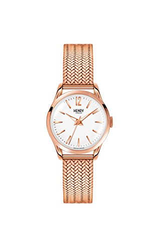 Henry London Armbanduhr HL25-M-0022