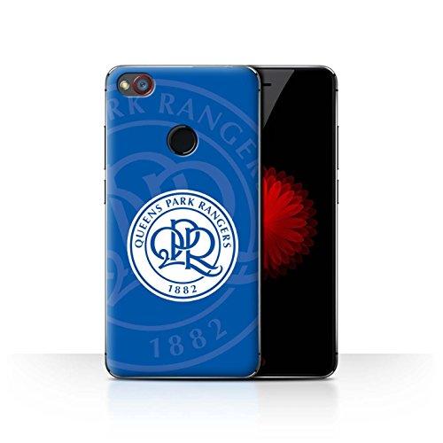 Offiziell Queens Park Rangers FC Hülle / Case für ZTE Nubia Z11 Mini / Königsblau Muster / QPR Fußball Crest Kollektion