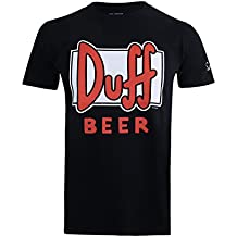 Simpsons Herren T-Shirt Duff Beer