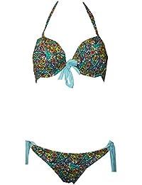 cd25cea899b948 Tamari Beachwear Damen Bikini-Set Beige Beige Bikinis