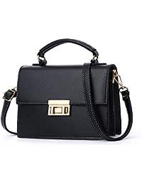 42cb9176a018b XMY Kleine quadratische Tasche förmige Stickerei Schulter umhängetasche  Mode lässig Damen einfach