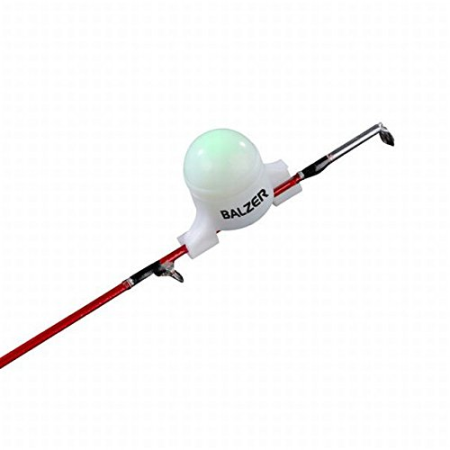Balzer Flash Tip-Light Bissanzeiger Elektronisch mit Batterien