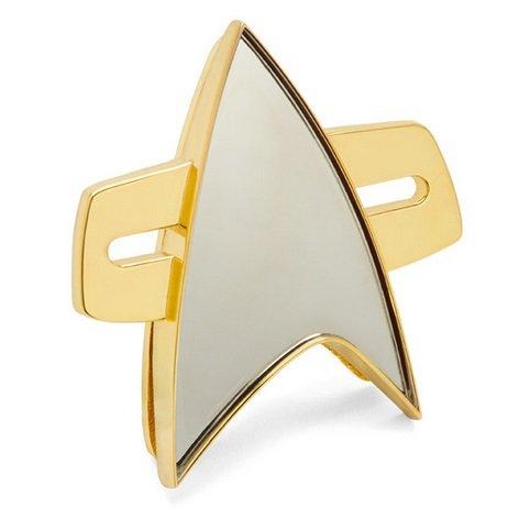 (Star Trek: Voyager Communicator Abzeichen)