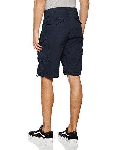 JACK & JONES Herren Jjichop Cargo Shorts Ww Sts Blau (Navy Blazer)