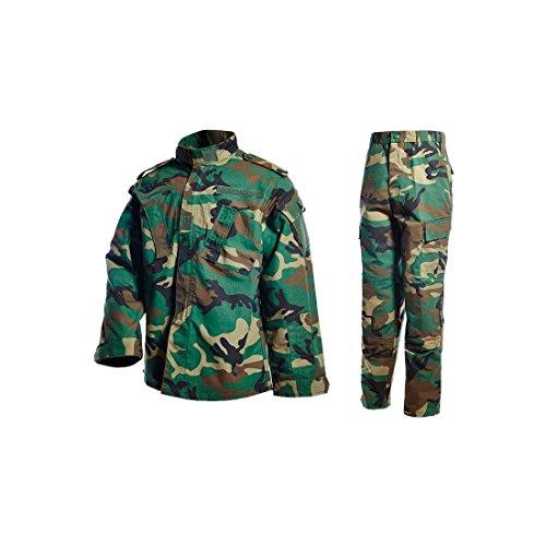 DRAGONPRO AU001 ACU Uniform Set Woodland L -