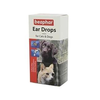 (2 Pack) Beaphar - Ear Drops 15ml 7