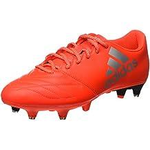 adidas X 16.3 SG Leather, Scarpe da Calcio Uomo