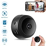 Mini Microcamere Spia WiFi COOLGIRL 1080P HD Bottone Nascosta Telecamera WiFi IP Wireless Rilevamento di Movimento Portatile Videocamera di Sorveglianza Video Registrazione in Loop per iPhone/Android
