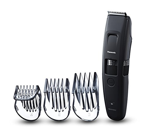 Panasonic ER-GB86 Wet and Dry Ultimate Beard Trimmer (58x cutting length, three Attachments)