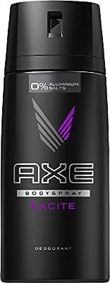 Axe Excite Desodorante Paquete