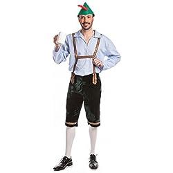 Disfraz de Tirolés para hombre