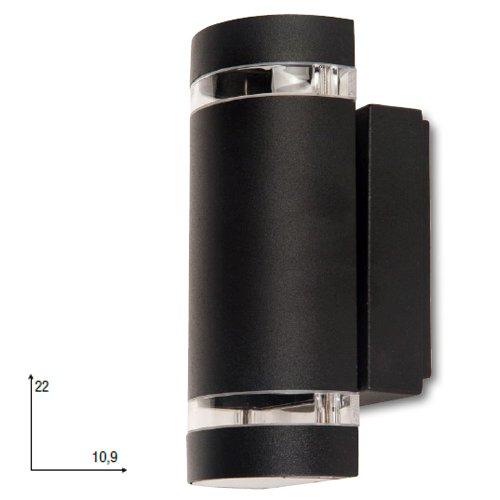 Outdoor-Aluminium Lampe für outdoor-Möbel 22 x 11