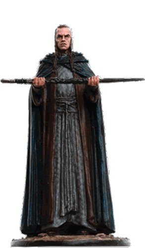 Lord of the Rings Señor de los Anillos Figurine Collection Nº 176 Elrond 1