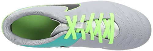 Nike Herren Tiempo Rio Iii Fg Laufschuhe Grau (Wolf grey/black-clear jade)