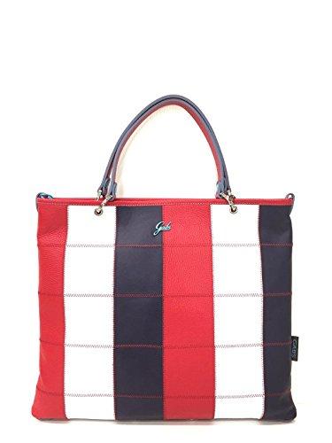 GABS , Sac pour femme à porter à l'épaule rosso blu