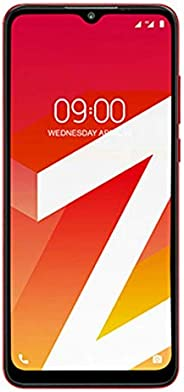 Lava Z2 (2GB RAM, 32GB Storage)- Flame Red