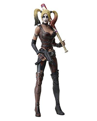 Batman Arkham City Figura 1/4 Harley Quinn 46 cm