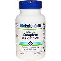 Life Extension Bio Active Complete B Complex 60 Veg Caps