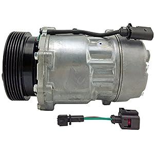 HELLA SERVICE 8FK 351 125-751  Kompressor, Klimaanlage