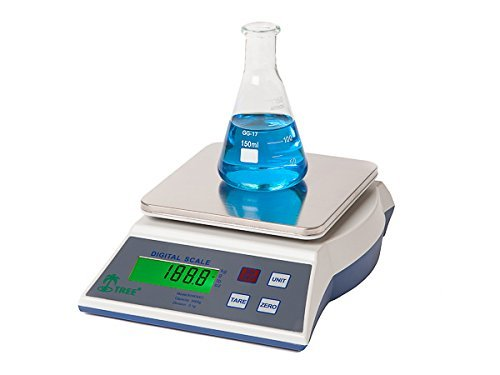 KHR-3001 -- 3000 g x 0,1 g Balanza de precisión económica laboratorio universidades joyería escuelas