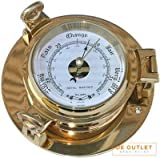 "Royal Mariner 6"" Barometer Bronze -"