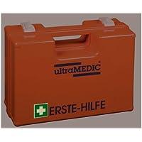 """Erste-Hilfe-Koffer K´020 - fluoreszierendes Erste-Hilfe-Kreuz, Farbe orange ultraBox """"Select Bright"""", mit Füllung... preisvergleich bei billige-tabletten.eu"""
