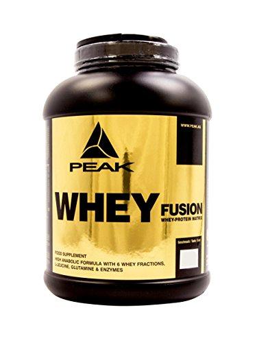 Peak Whey Fusion Powder by Peak Performance - Peak ...