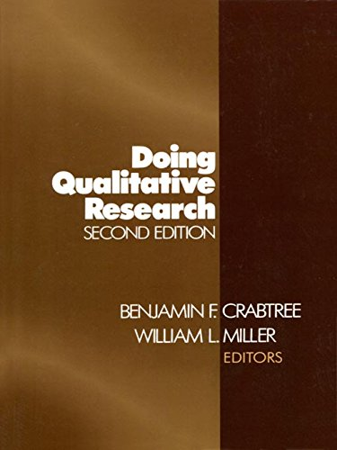 Doing Qualitative Research (Research Methods for Primary Care (Paperback))