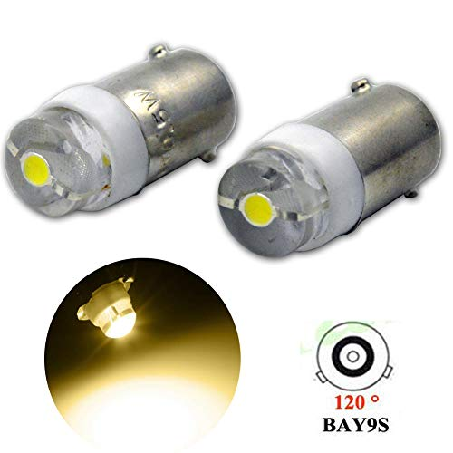 winomo 2pcs voiture LED de plaque dimmatriculation de voiture montage lampe de porte de voiture de lumi/ère /étape de Tail Lamp
