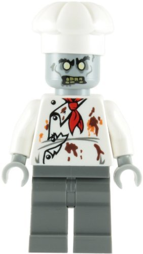 LEGO Monster Fighters: Zombi Chef Minifigura