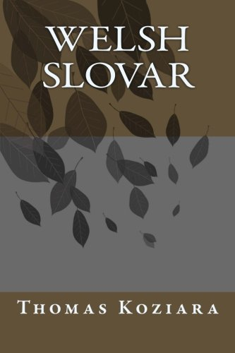 Welsh Slovar
