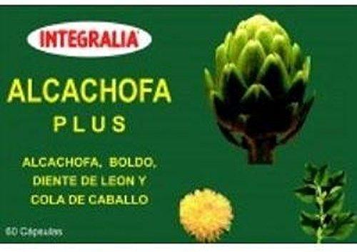 Alcachofa Plus 60 cápsulas de Integralia