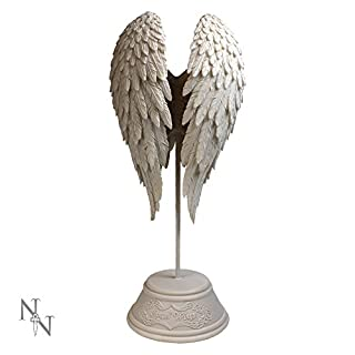 Nemesis Now Angelic Heavenly Angel Wings Figurine Fantasy Ornament