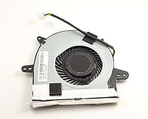 iParaAiluRy Laptop CPU ventilateur de refroidissement pour Asus X401U X501U X401V X501V