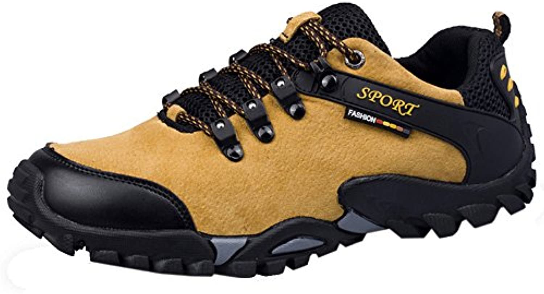 RAZAMAZA Zapatos de Trekking Hiking Shoes para Hombre