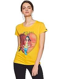 fa4314b0697 Status Quo Women s Printed T-Shirt